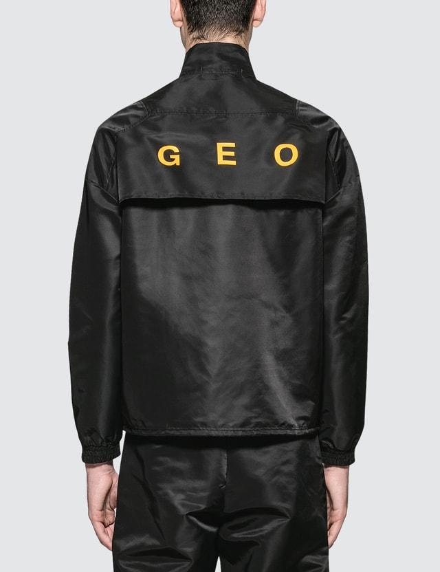 GEO Pull Over Track Jacket
