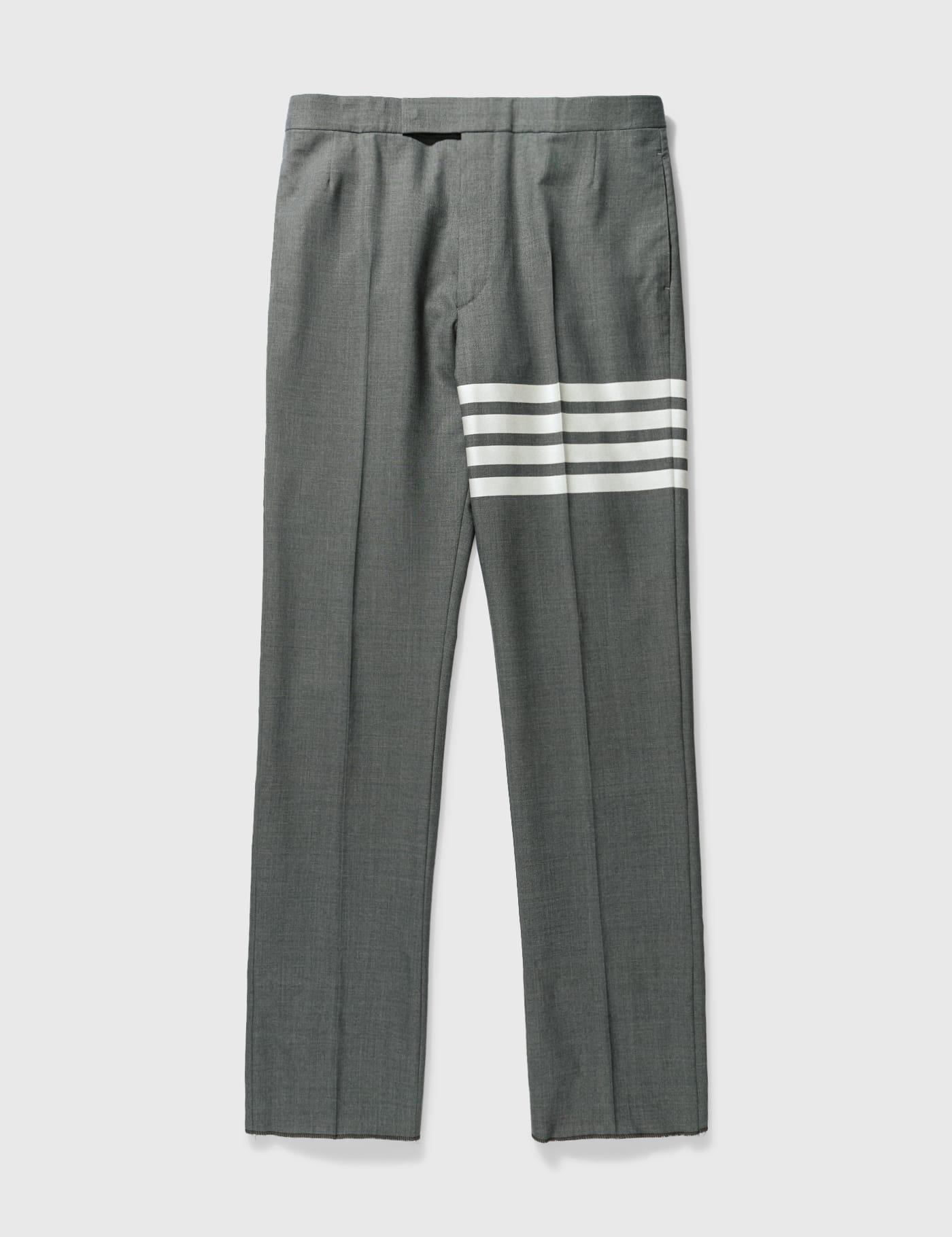 탐 브라운 4 Bar 클래식 수트 팬츠 Thom Browne Classic Plain Weave Suiting Trouser