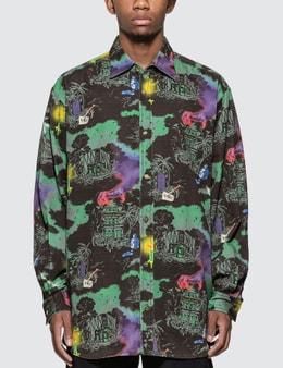 Vyner Articles Hawaii Halloween Digital Print Shirt