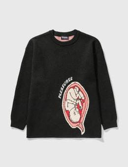 Pleasures Utero Jacquard Knitwear