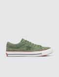 Converse Converse One Star Ox Undefeated Olive Picutre