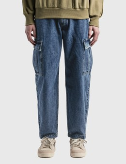 Thisisneverthat Denim Cargo Pants