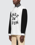 JW Anderson Rugby Long Sleeve Polo