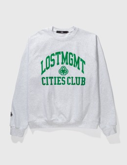 LMC Club Athletic Raglan Sweatshirt