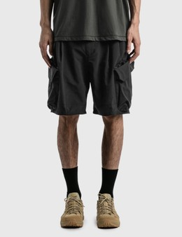 Meanswhile Luggage Cargo Shorts
