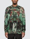 Burberry Submarine Print Cotton Sweatshirt Picture