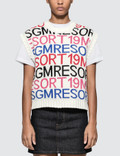 MSGM Iconic Lettering Jacquard Cotton Knit Vest Picture