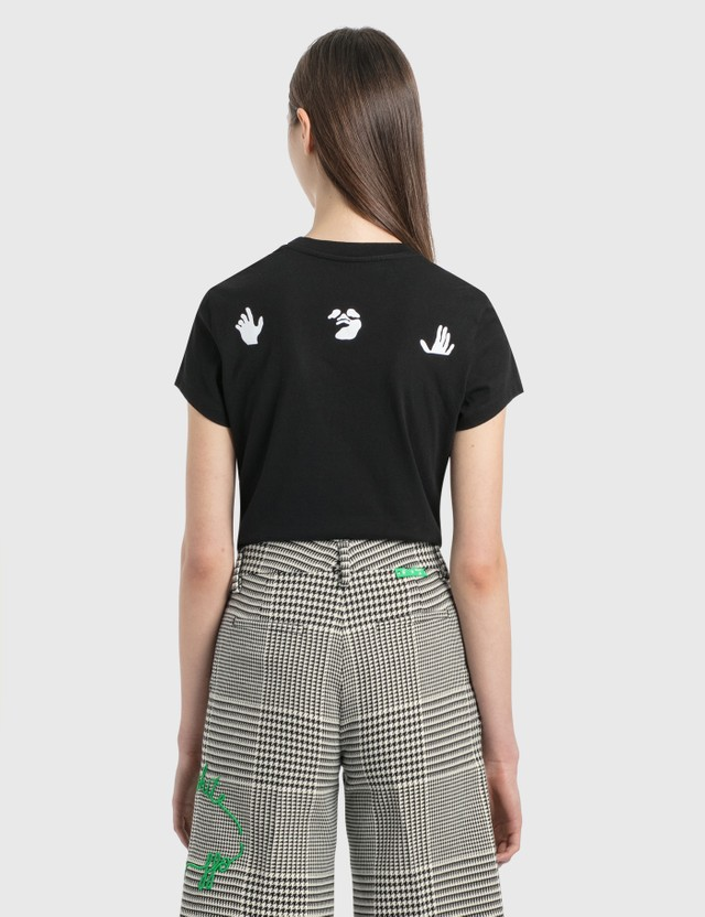 Off-White Boyfriends Fitted T-Shirt