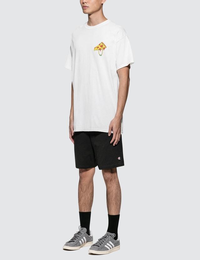 Pizzaslime Cool Font Shorts