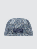 The Quiet Life Liberty Paisley 5 Panel Camper Cap Picture