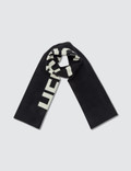 Helmut Lang Large Logo Scarf Picture