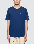 Champion Reverse Weave Small Script Logo S/S T-Shirt Picture