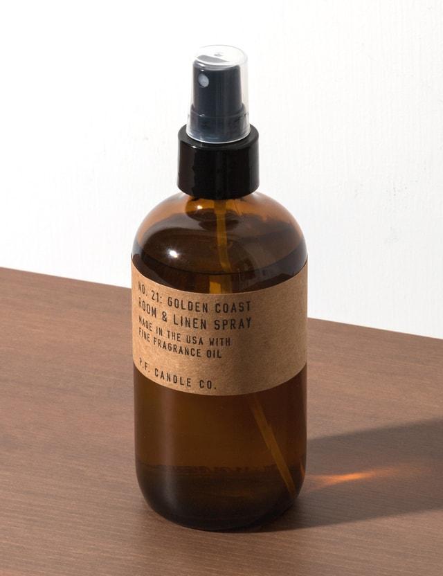 P.F. Candle Co. Golden Coast Room & Linen Spray N/a Unisex