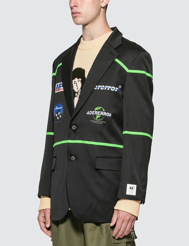 Ader Error Parody Logo Blazer Jacket