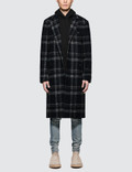 John Elliott Plaid Overcoat Picture