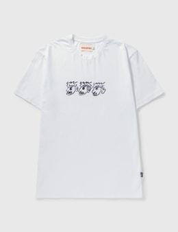 Victoria Chalk Queenhead T-shirt