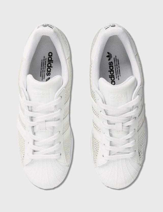 Adidas Originals Superstar Chalk White/ftwr White/core Black Women