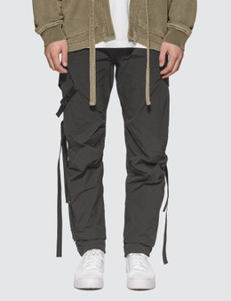 Maharishi Veg Dyed Tech Cargo Trackpants