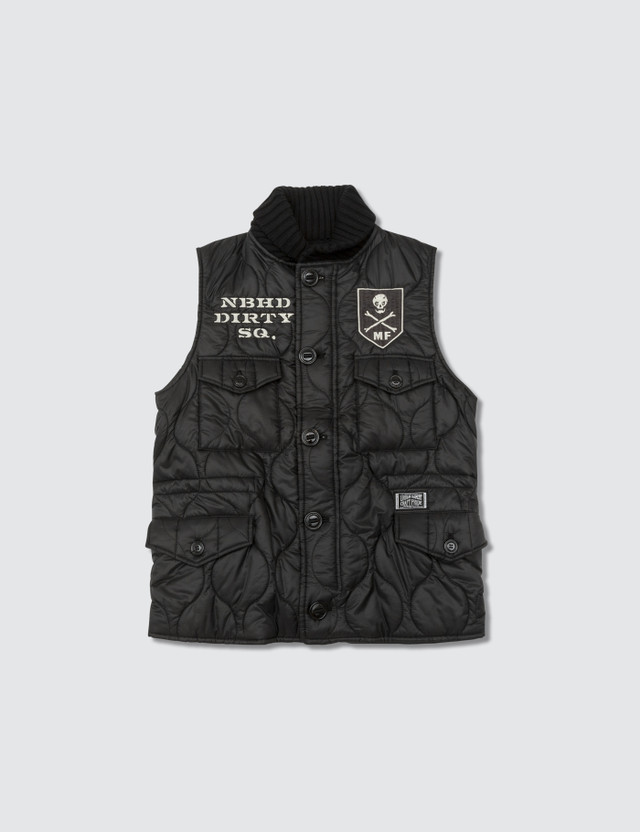 "NEIGHBORHOOD Fw08 ""dirty Harry"" Collection Dsq.rain Vest"