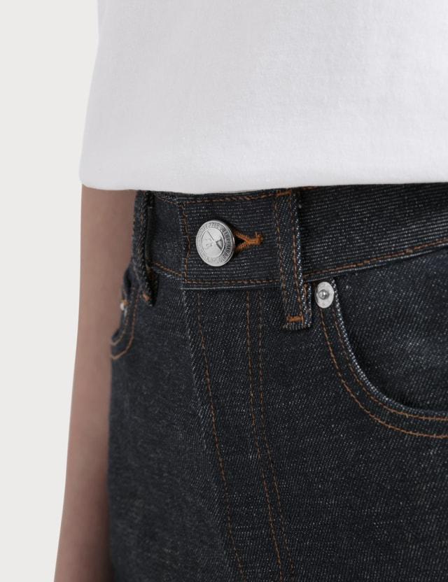 A.P.C. Standard Denim Skirt