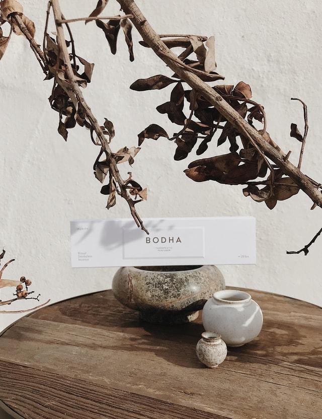 BODHA Ritual Smokeless Incense - Purify N/a Life