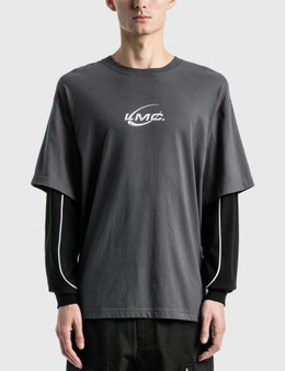 LMC Pipe Line Layered Long Sleeve T-Shirt