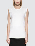 Helmut Lang Raw Blinding Tank Picture