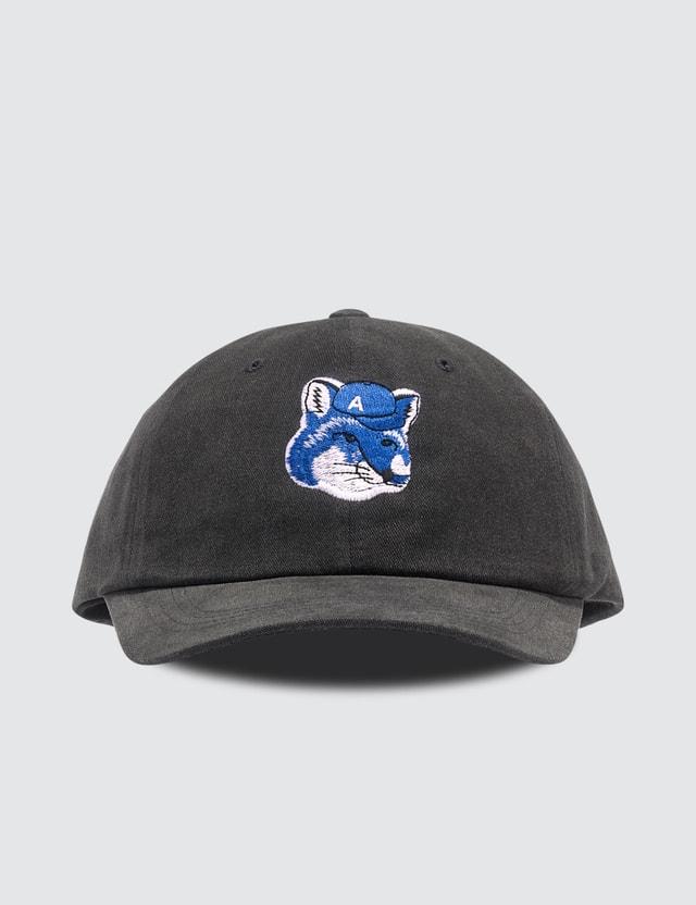 Maison Kitsune Ader Error x Maison Kitsune Fox Head Cap