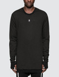 11 By Boris Bidjan Saberi Logo L/S T-Shirt Picture