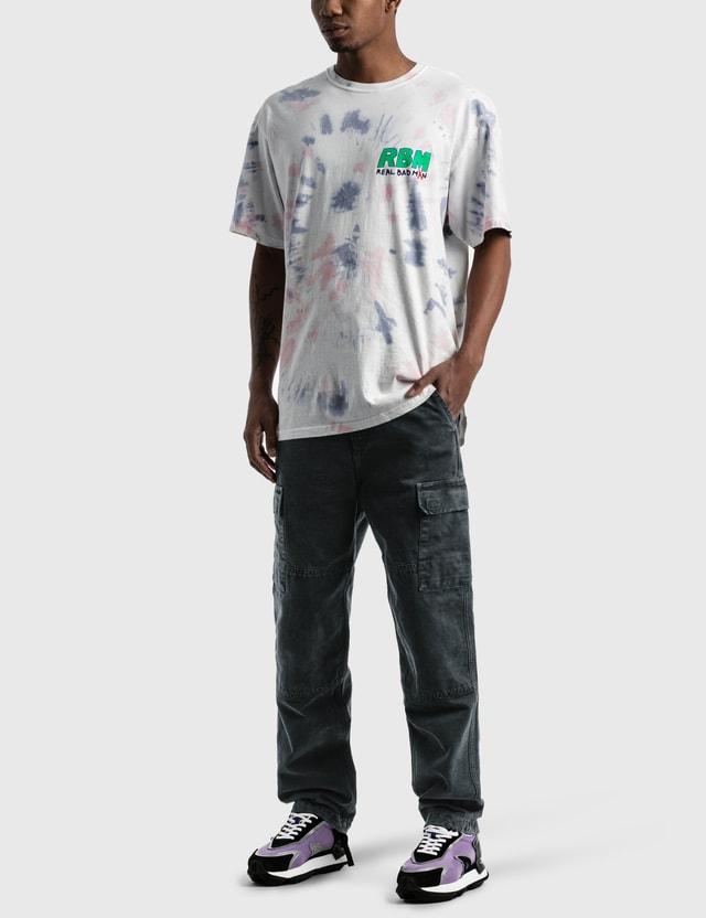 Real Bad Man Who Me? 티셔츠 White Td Men
