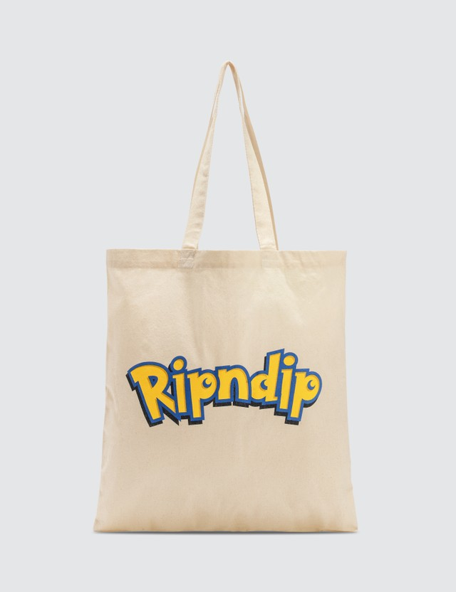 RIPNDIP Catch Em All Tote Bag