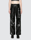 Alexander Wang Papery Faux Leather Pants Picture