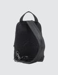 Prada Quilted One Strap Shoulder Sling Nylon Backpack