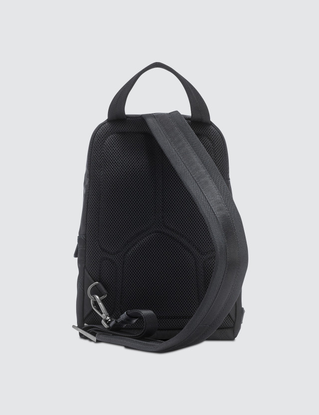 Prada Quilted One Strap Shoulder Sling Nylon Backpack