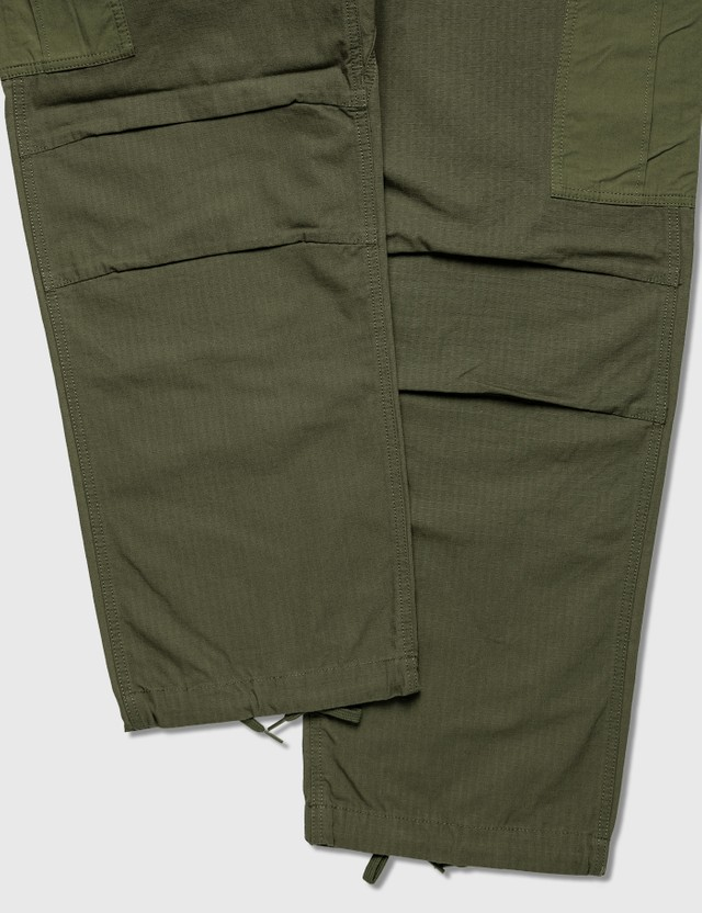 Nanamica Cargo Pants Khaki Men