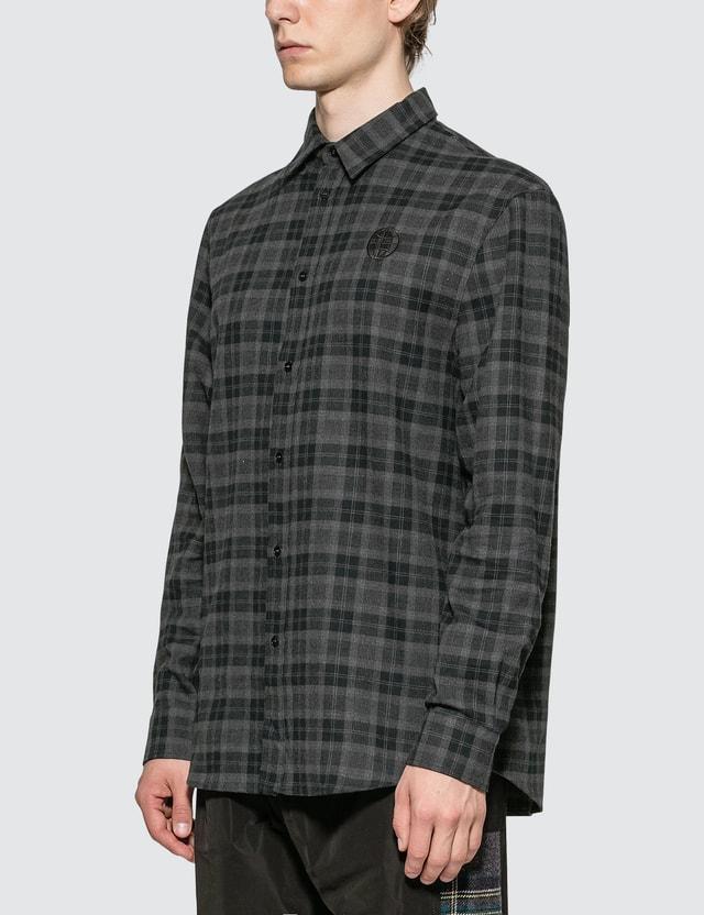 McQ Alexander McQueen Rollins Flannel Shirt