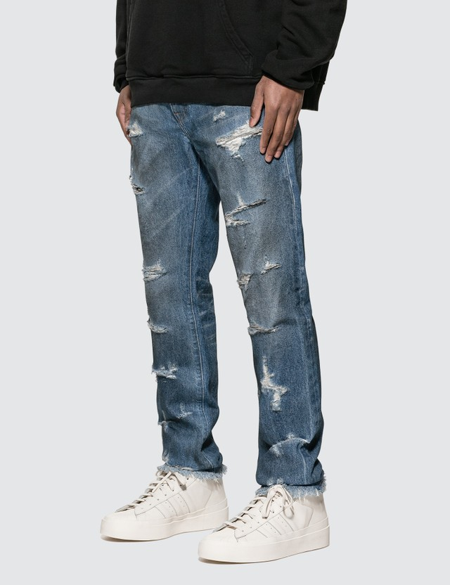 424 Destroyed 4 Pocket Jeans
