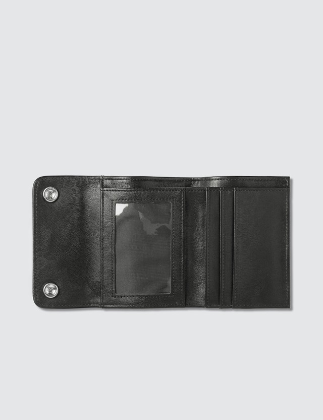 Have A Good Time Mini Mini Frame Leather Wallet