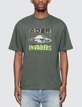 Ader Error Destroyed Invaders T-Shirt Picutre