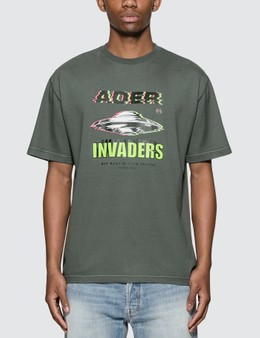 Ader Error Destroyed Invaders T-Shirt