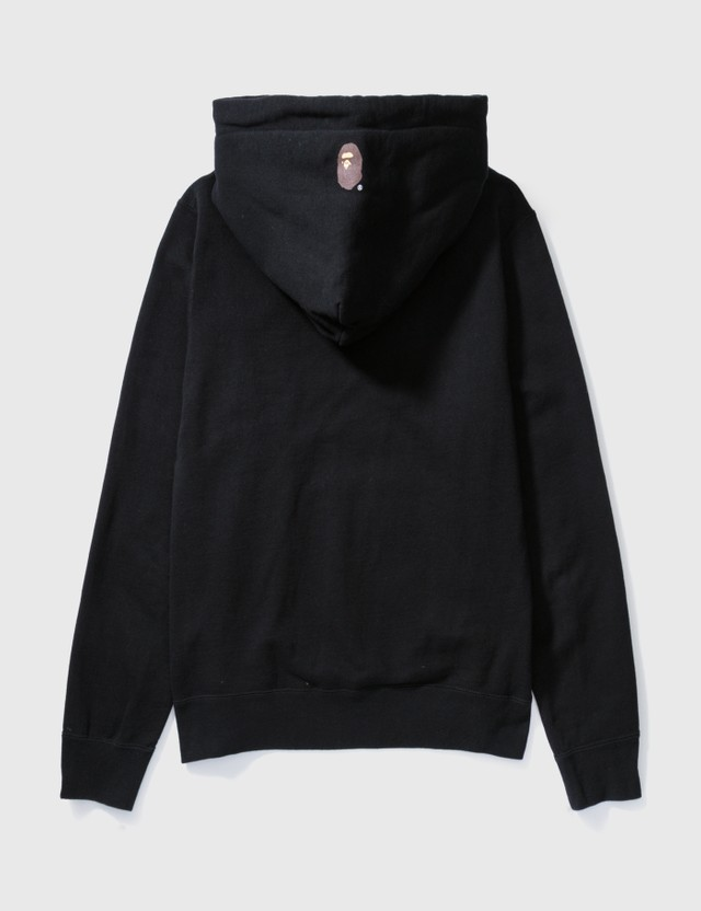 BAPE Bape Black Studs Hoodie Black Archives