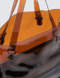 Nana-nana PVC X Opaque A3 Tote Bag