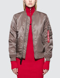 Alpha Industries MA-1 W Flight Jacket Picture