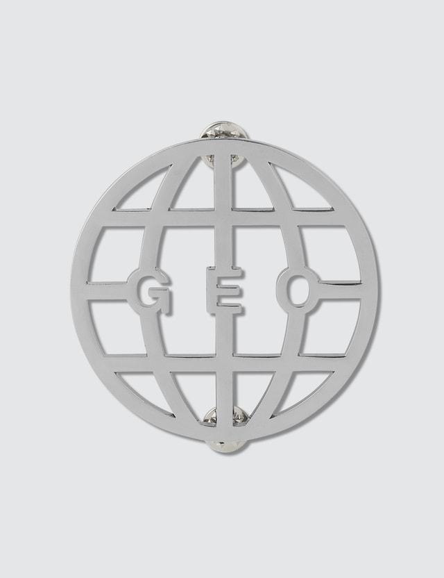 GEO Globe Pin