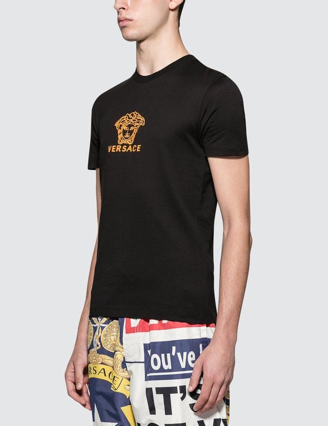 Versace Logo S/S T-Shirt