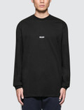 MSGM Logo L/S T-Shirt Picture