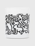 Ligne Blanche Keith Haring White & Black 퍼퓸 캔들 White Men