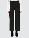 MM6 Maison Margiela Wool Button Up Pants Picture