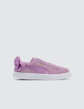 Puma Suede Bow AC Pre-School Picture