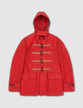DSQUARED2 Mix Wool Coat Picture